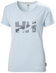 Koszulka HELLY HANSEN SKOG RECYCLED GRAPHIC 63083 582