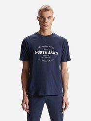 Koszulka męska NORTH SAILS COTTON JERSEY 2697 0802