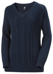 Sweter damski HELLY HANSEN FJORD CABLE KNIT 33967 597