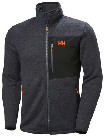Bluza HELLY HANSEN NOVEMBER PROPILE 51728 GRAFIT