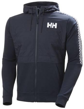 Bluza męska HELLY HANSEN STRIPE HYBRID 53525 597