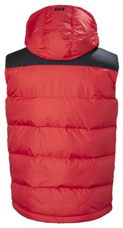 Kamizelka HELLY HANSEN NORSE DOWN VEST 53221 red