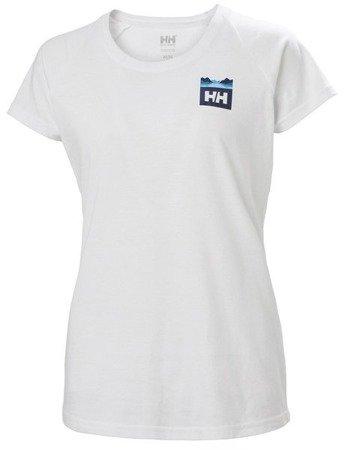 Koszulka HELLY HANSEN NORD GRAPHIC DROP 62985 001