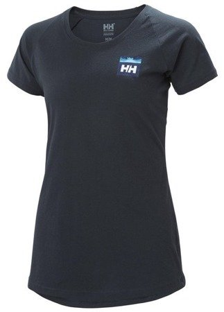 Koszulka HELLY HANSEN NORD GRAPHIC DROP 62985 597
