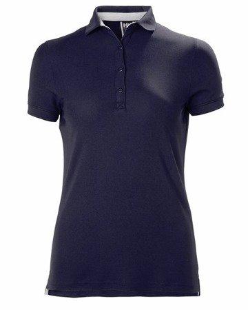 Koszulka damska HELLY HANSEN CREWLINE POLO 53049 597