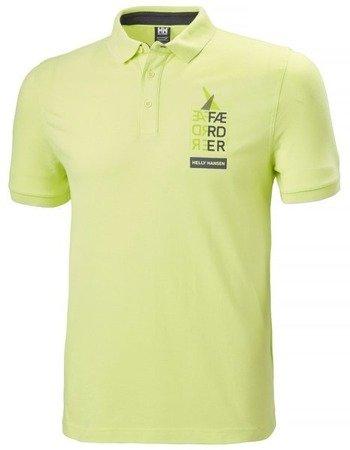 Koszulka męska HELLY HANSEN FAERDER POLO 34162 379