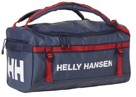 TORBA HELLY HANSEN 67166 689 NEW CLASSIC DUFFEL BAG GRANATOWA XS
