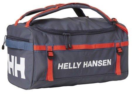 TORBA HELLY HANSEN 67168 994 NEW CLASSIC DUFFEL BAG NIEBIESKA M